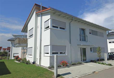 zweifamilienhaus kaufen zweifamilienhaus modern mit versetztem pultdach