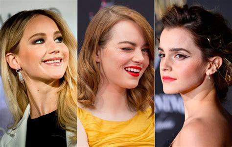 emma stone or emma watson highest paid actresses of 2017 revealed nme