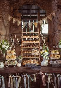 Rustic Shabby Chic Home Decor 18 delightful doughnut displays preowned wedding dresses