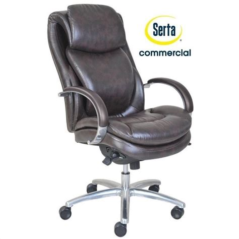 true innovations chair replacement parts serta series 100 executive office chair in brown ebay
