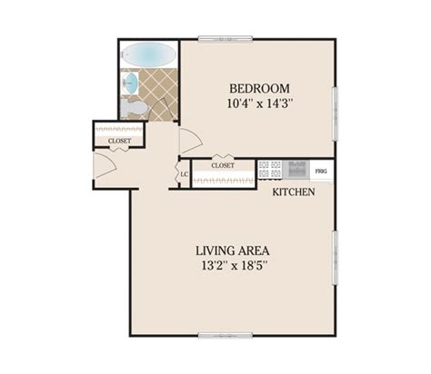 FLOOR PLANS   Short Hills Gardens Apartments for rent in