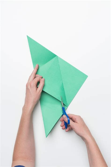 Back To School Origami - fold an origami sandwich pocket for back to school