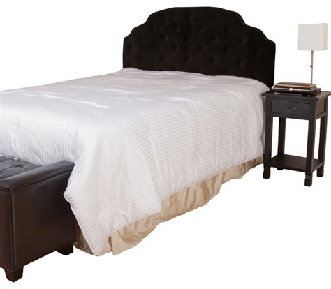 black suede headboard canton queen black suede headboard contemporary