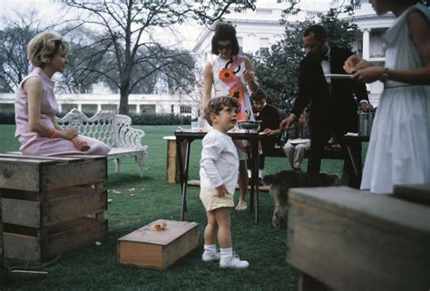 Jfk Jr And The Material Almost Did It by Children S On The South Lawn F Kennedy