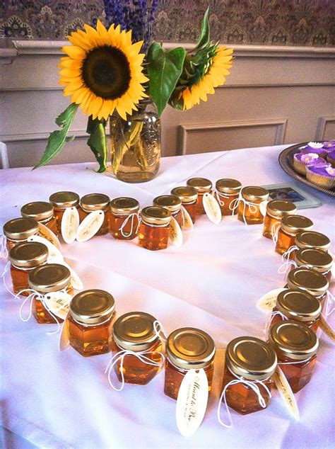 wedding favor display ideas  shared   brides