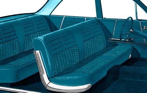 1964 Impala Interior Kit by 1964 Impala Parts Interior Soft Goods Seat Upholstery