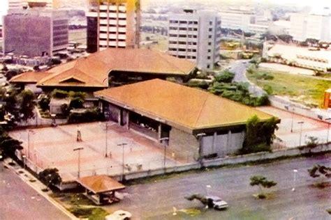 history makati sports club