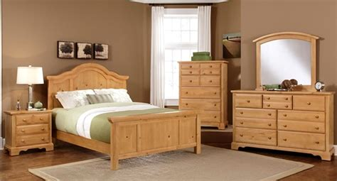 Solid Wood Bedroom Furniture Design Of Farmhouse Solid Wood Bedroom Furniture