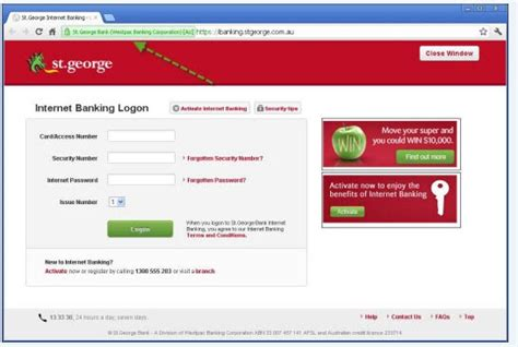 st george bank banking secure your pc security centre st george bank
