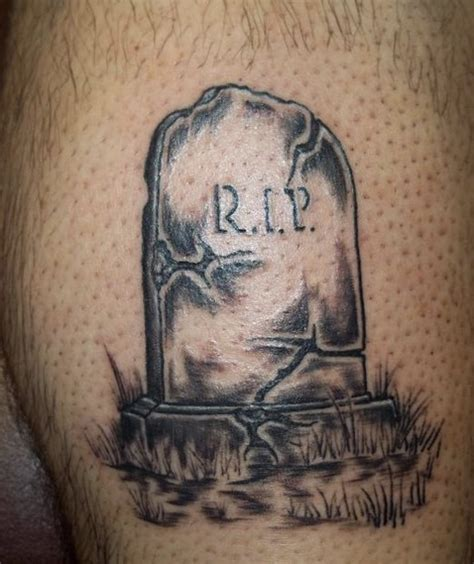 tombstone tattoos rip tombstone www pixshark images galleries