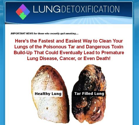 Is There A Way To Detox Lungs by How To Clean Lungs The Complete Lung Detoxification
