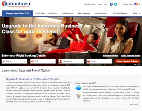 Airasia Optiontown | why you should think twice before upgrading your flight