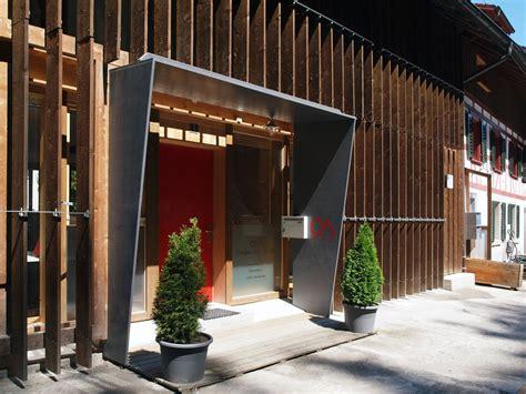 Haus Im Haus Scheune by B 252 Ro Orsingher Architekten Ag Flaach Orsingher