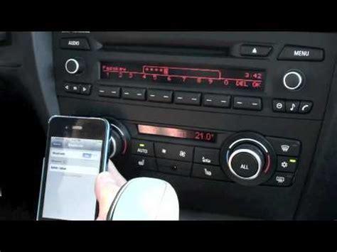 bmw professional radio pairing your iphone with bmw professional radio