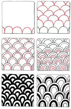 zentangle pattern packet tangles for people who doodle zentangle designs
