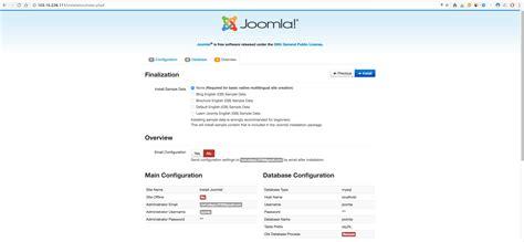 cara menginstall dan konfigurasi joomla tiyotc tutorial cara menginstall cms joomla di ubuntu idcloudhost