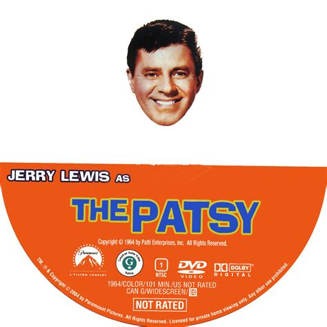 The Patsy the patsy custom dvd labels the patsy 001 dvd covers