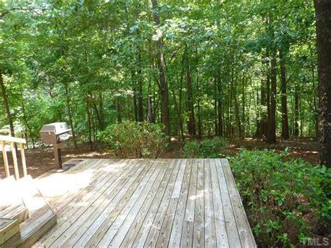 wooded backyard back yard pinterest