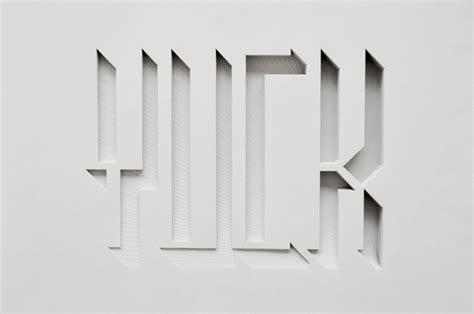 designcrowd animation 48 creative exles of typography in design