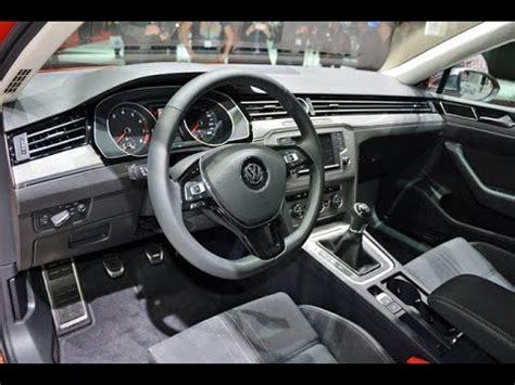 volkswagen passat 2016 interior 2015 2016 volkswagen passat alltrack interior