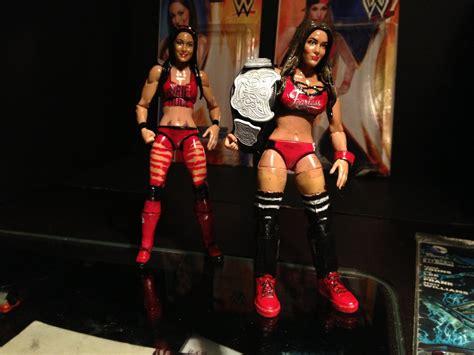 nikki bella toys wwe the bella twins custom action figures youtube