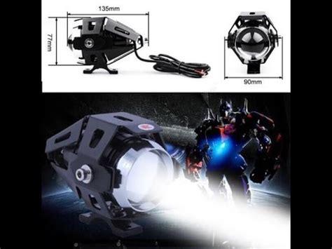 Lu Proji Led Vixion lu cree u5 transformer