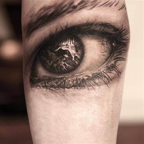 tattoo eye ink 3d tattoos page 52