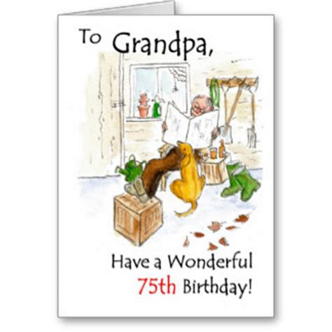 75th Birthday Cards Messages Birthday Wishes For Grandfather Page 38 Nicewishes Com
