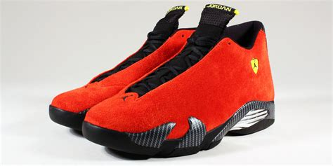 Jordan 14 Ferrari by Air Jordan 14 Ferrari Air Jordan Shoes Hq
