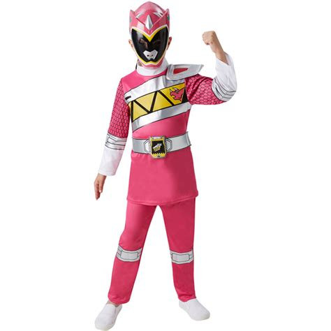 power rangers dino charge pink ranger fancy dress