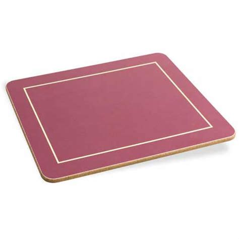 Table Mats And Coasters hotel table mats plain melamine table mats and coasters