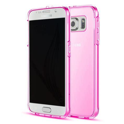 Samsung Galaxy S7 Edge Babyskin Soft Black Matte T2909 samsung galaxy s6 edge soft gel rubber transparent slim protector pink