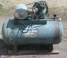 saylor beall air compressor item ah9191 selling at sold may 1 midwest auction purple wave inc