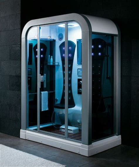 Scottish Shower by Royal Ssww B503 Steam Shower Unit Computer With