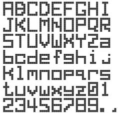 design of font crossword clue pixel text letters google search letters numbers and