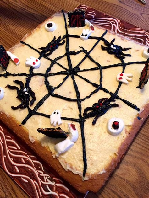 decorate halloween easy halloween cake decorating ideas for spooky cake