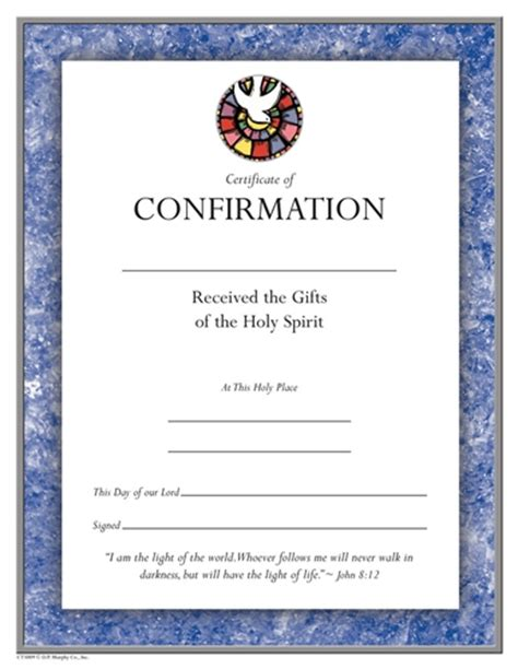 confirmation certificates templates church confirmation certificate pictures to pin on