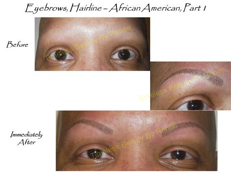 tattoo eyebrows gang 3 d male permanent eyebrow tattoo male models picture