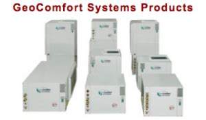 geo comfort geothermal heat pumps in wi geothermal heat pump systems