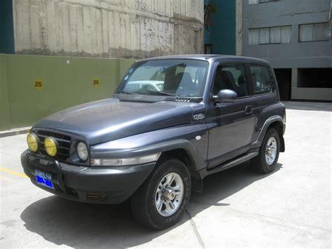 ssangyong korando 2005 remato camioneta 4x4 2005 ssangyong korando 2 9 turbo