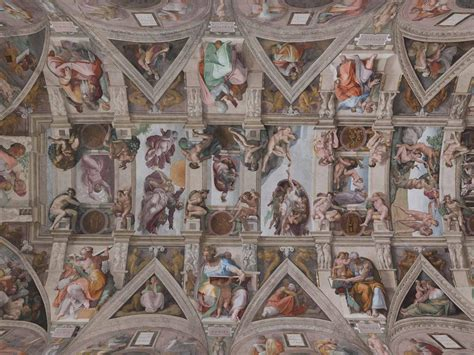 the history 187 archive 187 sistine chapel gets new
