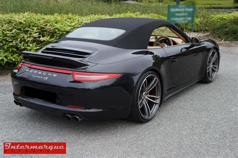 Porsche 991 Cabrio 4s by Used 2013 Porsche 911 991 4s Pdk For