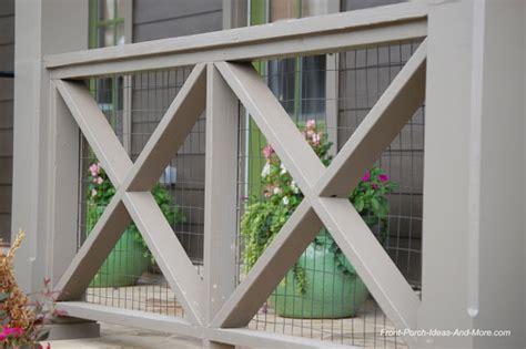 porch rail designs front porch railing ideas materials and more porch