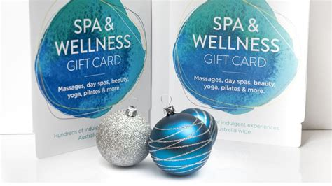 The Spa Wellness Gift Card - 11 christmas gift ideas for ladies who have it all the trend spotter