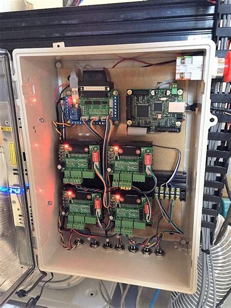 designing setting   cnc control box home cnc