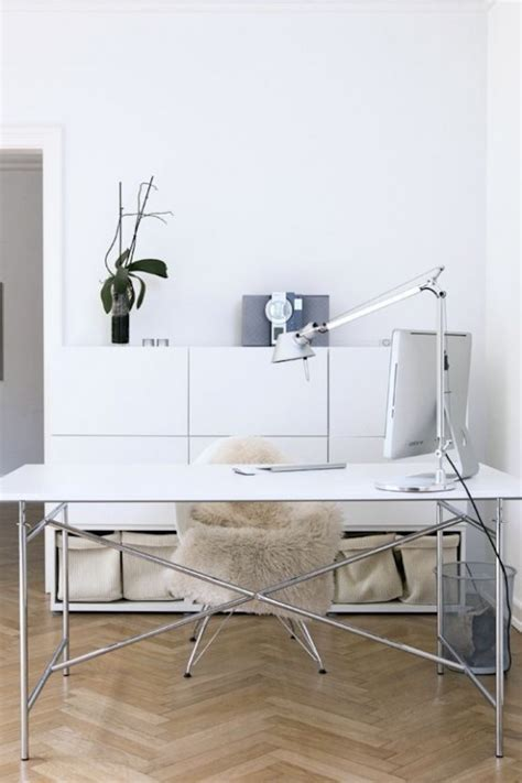 stylish minimalist home office designs youll