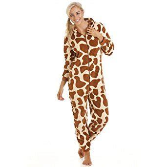 Cp Motif Pijamas grenouill 232 re imprim 233 girafe femme 44 46 fr