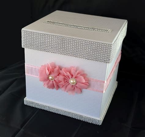 how to make a card box for wedding reception diy wedding card box ideas doozie weddings
