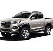 Subaru Viziv Pickup Could Really Hurt Honda Ridgeline – NSEAVoice