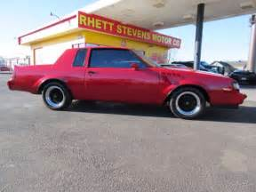 T Type Buick For Sale 1987 Buick Regal T Type Grand National For Sale Photos